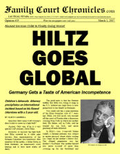 Hiltz Goes Global, 3/1/07